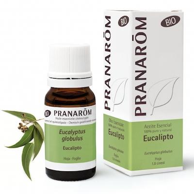 Pranarom Eucalipto Olio Essenziale Bio 10ml - Arcafarma.it