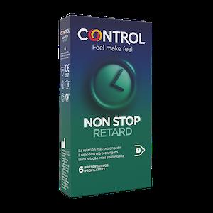 Profilattico Control New Non Stop Retard 6 Pezzi - Arcafarma.it