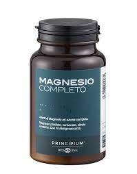 PRINCIPIUM MAGNESIO COMPLETO 180 COMPRESSE - Farmaciasconti.it