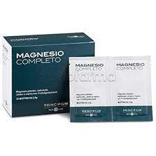 PRINCIPIUM MAGNESIO COMPLETO 32 BUSTINE - Farmaciasconti.it