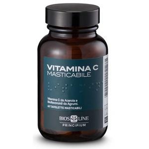 Principium Vitamina C Nat60cpr - farmaventura.it