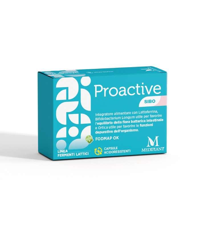 Proactive Sibo 10 Capsule - SCADENZA 09/2021 - Arcafarma.it