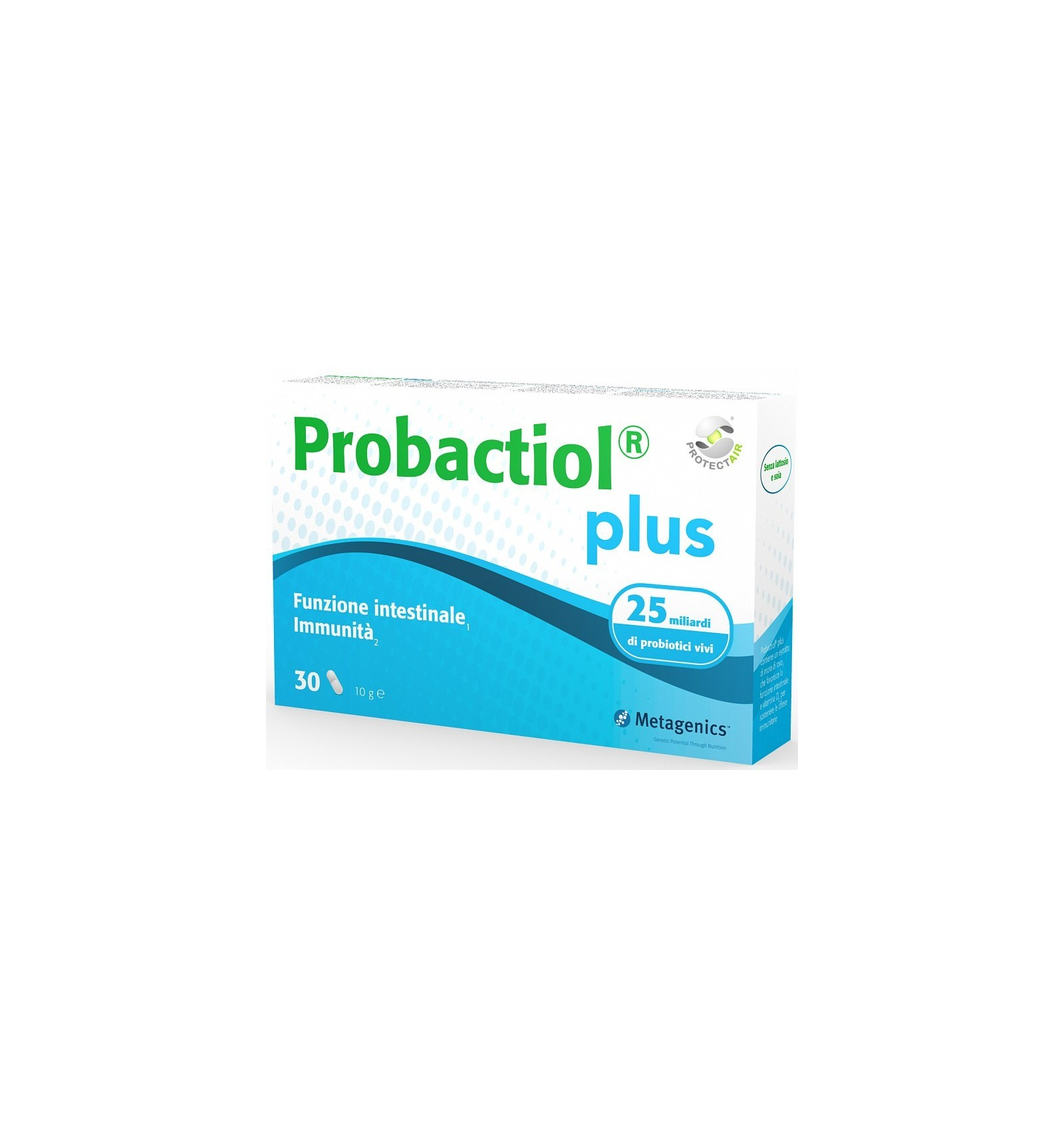 PROBACTIOL PROTECT AIR PLUS 30 CPS - Farmacia 33