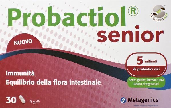 METAGENICS PROBACTIOL SENIOR ITA 30 CAPSULE - Farmastar.it