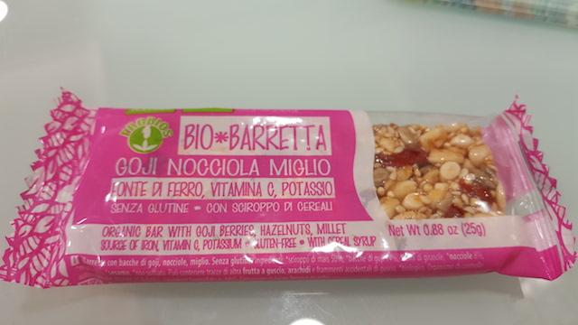 PROBIOS BIO BARRETTA GOJI NOCCIOLA MIGLIO 25 G - Farmabenni.it
