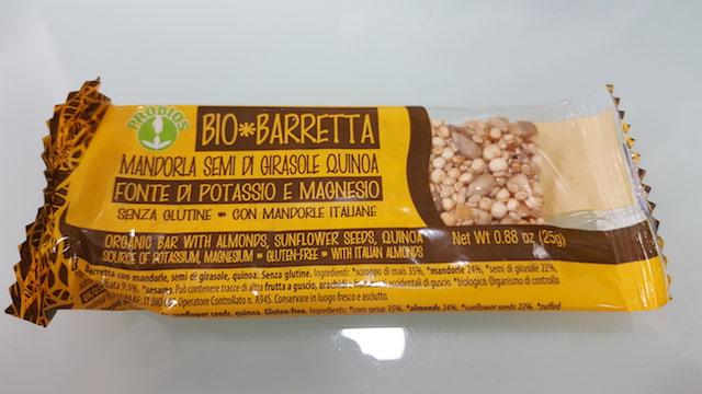 PROBIOS BIO BARRETTA MANDORLE SEMI DI GIRASOLE QUINOA 25 G - Farmabenni.it