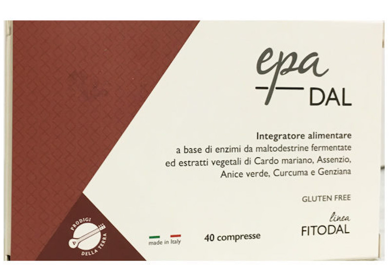 Prodigi della Terra EpaDAL 40 Compresse - Arcafarma.it
