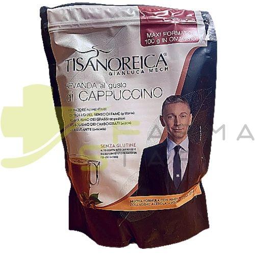 Prodotti Tisanoreica Bevanda al Cappuccino Busta 500 g Formato Convenienza - Farmastar.it