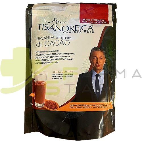 Prodotti Tisanoreica Bevanda al Cacao Busta 500 g Formato Convenienza - Farmastar.it