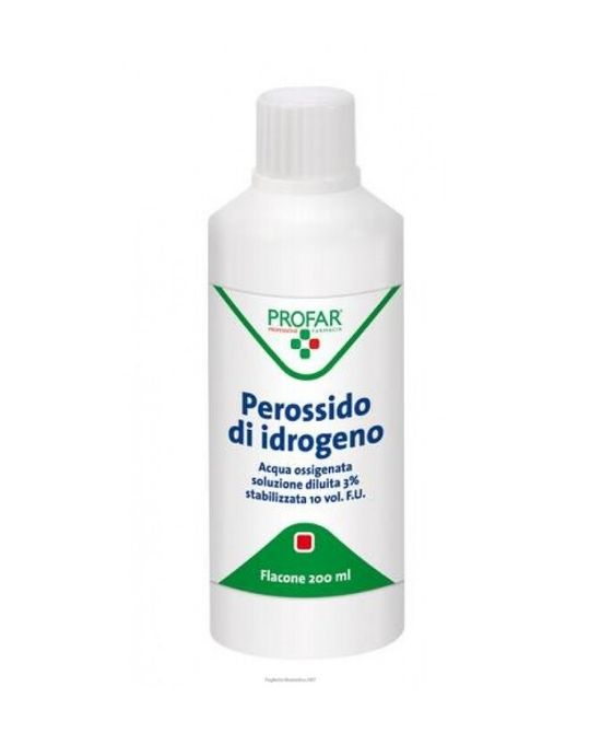 PROFAR ACQUA OSSIGENATA 10 VOLUMI 200 ML - Farmapage.it