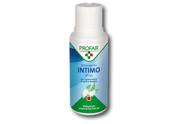 PROFAR DETERGENTE INTIMO 250 ML - Farmawing