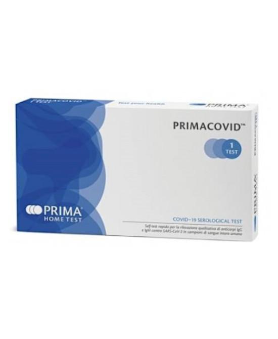 TEST COVID-19 SIEROLOGICO RILEVAZIONE QUALITATIVA ANTICORPI IGG IGM 1 PEZZO PROFAR - Farmaci.me