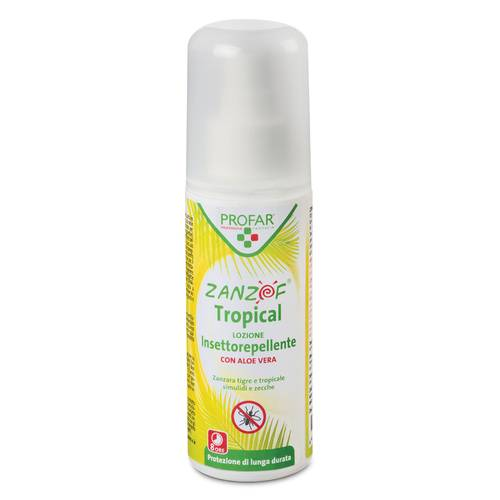 PROFAR ZANZOF TROPICAL FORTE SPRAY 100 ML - Farmawing