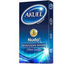 PROFILATTICO ANSELL AKUEL BY MANIX NUDO B 6 PEZZI - Farmaciasconti.it