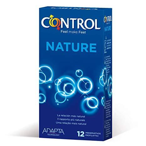PROFILATTICO CONTROL NEW NATURE 2,0 12 PEZZI - farmaventura.it