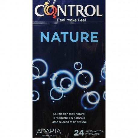 PROFILATTICO CONTROL NEW NATURE 2,0 24 PEZZI - Farmacia Massaro
