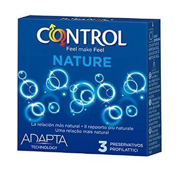 PROFILATTICO CONTROL NEW NATURE 2,0 3 PEZZI - Farmafirst.it