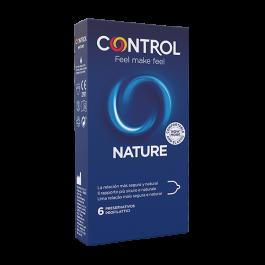 PROFILATTICO CONTROL NEW NATURE 2,0 6 PEZZI - Zfarmacia