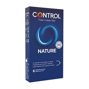 PROFILATTICO CONTROL NEW NATURE 2,0 6 PEZZI -