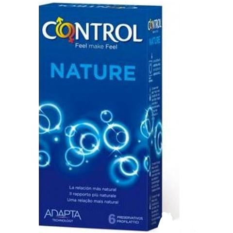 PROFILATTICO CONTROL NEW NATURE 2,0 6 PEZZI - Farmaconvenienza.it
