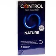 PROFILATTICO CONTROL NEW NATURE 2,0 6 PEZZI - farmaciafalquigolfoparadiso.it
