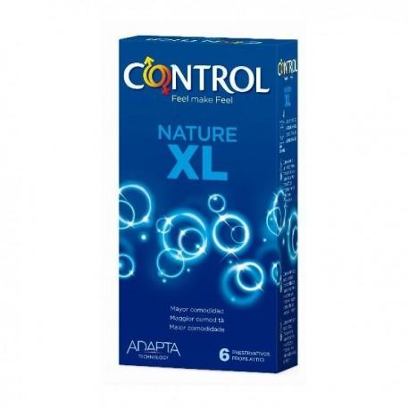 PROFILATTICO CONTROL NEW NATURE 2,0 XL 6 PEZZI - farmaventura.it
