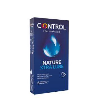PROFILATTICO CONTROL NEW NATURE 2,0 XTRA LUBE 6 PEZZI - Farmafirst.it