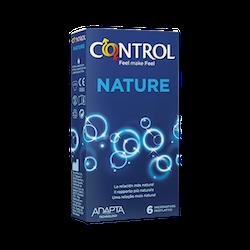 Profilattico Control New Nature 6 Pezzi - Arcafarma.it