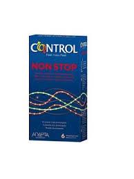 PROFILATTICO CONTROL NON STOP 6 PEZZI - Farmaciapacini.it