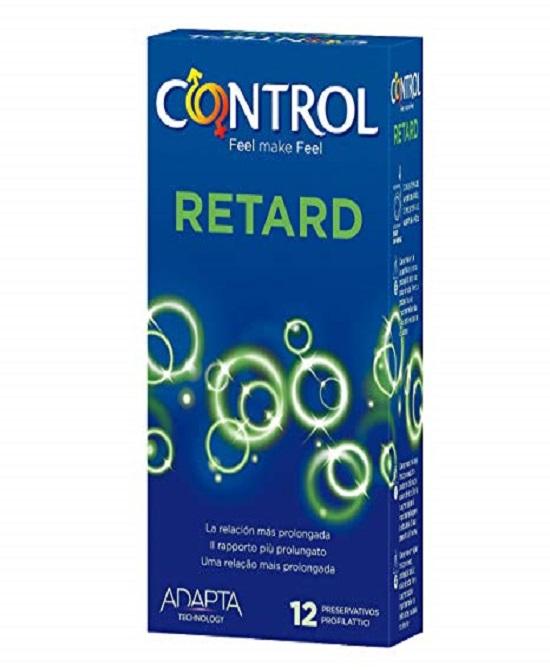 PROFILATTICO CONTROL RETARD 6 PEZZI - farmaventura.it