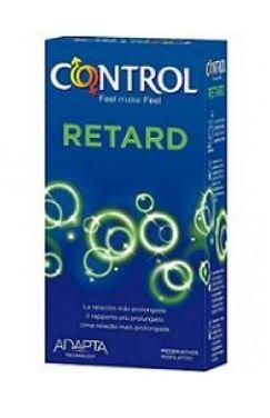PROFILATTICO CONTROL RETARD 6 PEZZI - Farmacia 33