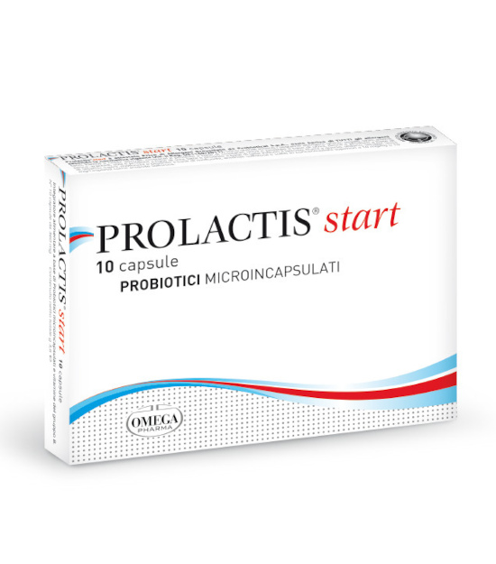 PROLACTIS START 10 CAPSULE - sapofarma.it