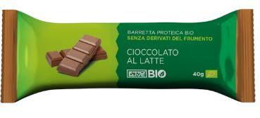 PROLIVE BIO CIOCCOLATO AL LATTE 40 G - Farmacia 33