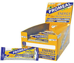 PROMEAL ENERGY CRUNCH MIELE 40 G - Spacefarma.it