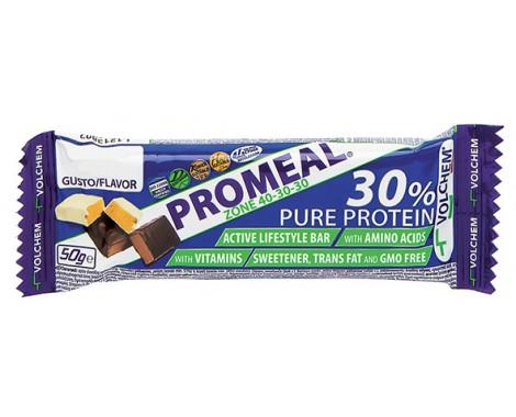 PROMEAL ZONE 403030 NOCCIOLA 50 G - Spacefarma.it