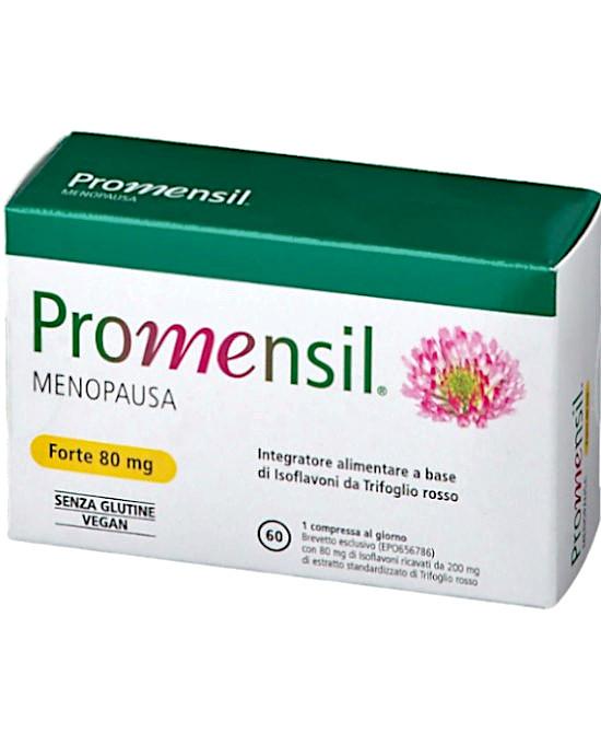 PROMENSIL FORTE 60 COMPRESSE - Farmaci.me