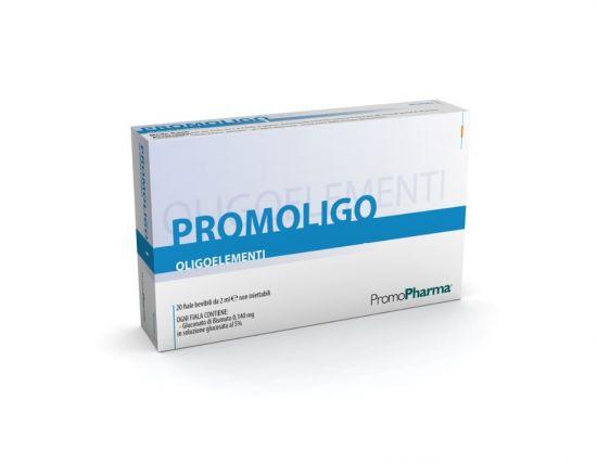 PROMOPHARMA PROMOLIGO 07 IODIO 20 FIALE DA 2 ML - Farmalilla