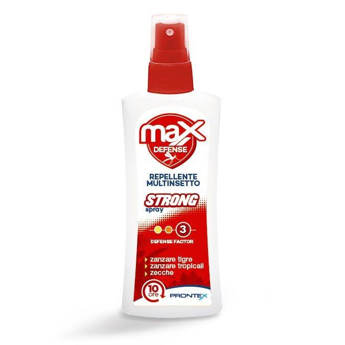 PRONTEX MAX DEFENSE SPRAY STRONG - Speedyfarma.it