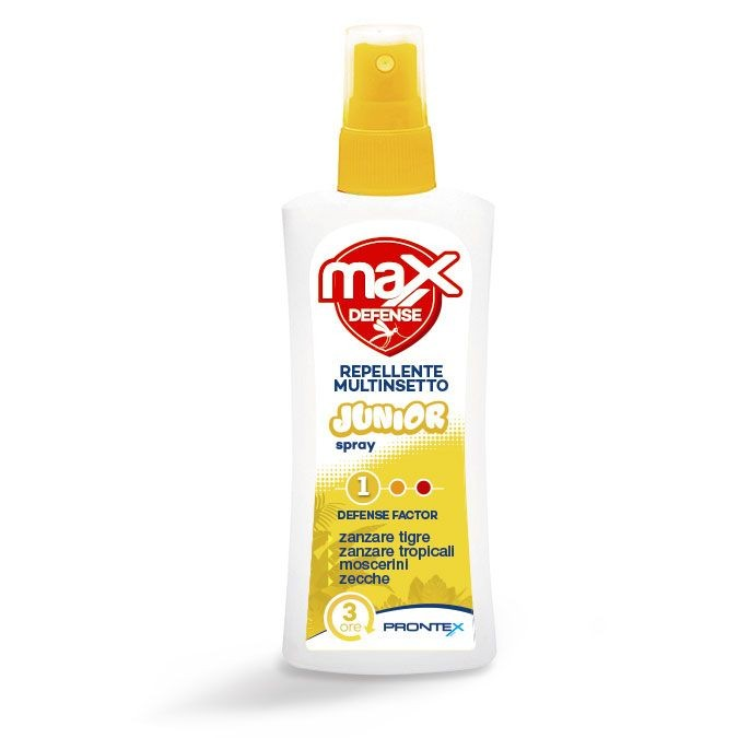 PRONTEX MAXD SPRAY JUNIOR BIOCIDA - Speedyfarma.it