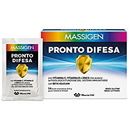 MASSIGEN PRONTO DIFESA 14 BUSTINE DA 6 G - FARMAPRIME