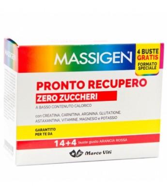 PRONTO RECUPERO ZERO ZUCCHERO 14 BUSTINE + 4 BUSTINE - FARMAPRIME