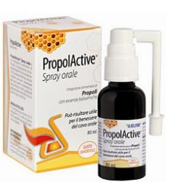 PROPOLACTIVE SPRAY ORALE 30ML - Iltuobenessereonline.it