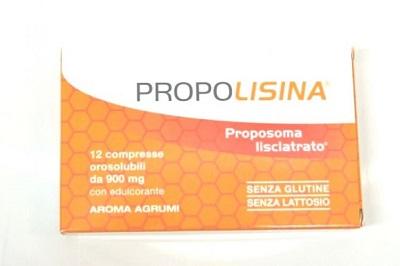 Omeopiacenza Linea Difese Immunitarie Propolisina Agrumi Integratore 12 Stick - Farmastar.it
