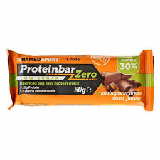 NAMED SPORT PROTEINBAR ZERO MADAGASCAR DREAM COCOA 50 G - Farmastar.it