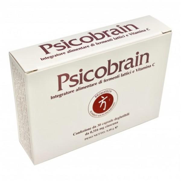 PSICOBRAIN 30 CAPSULE - Farmalilla