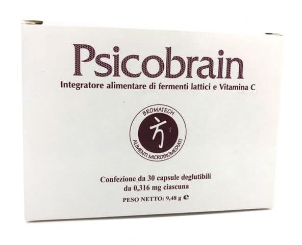 PSICOBRAIN 30 CAPSULE - Farmacia 33