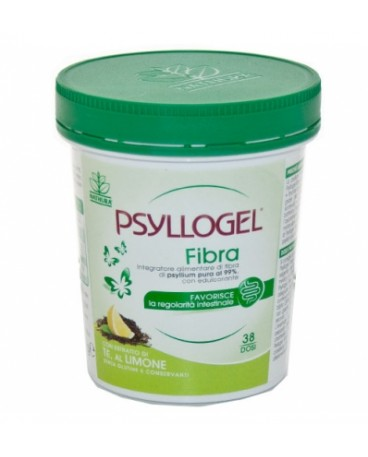 Psyllogel Fibra Te Limone Vaso 170 g - Farmalilla
