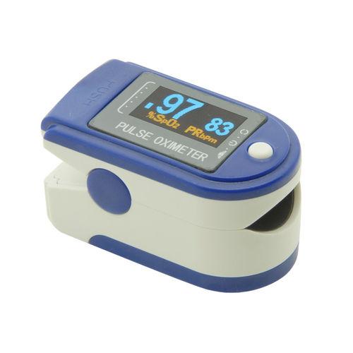 SATURIMETRO / PULSOSSIMETRO Pulse Oximeter  - pharmaluna