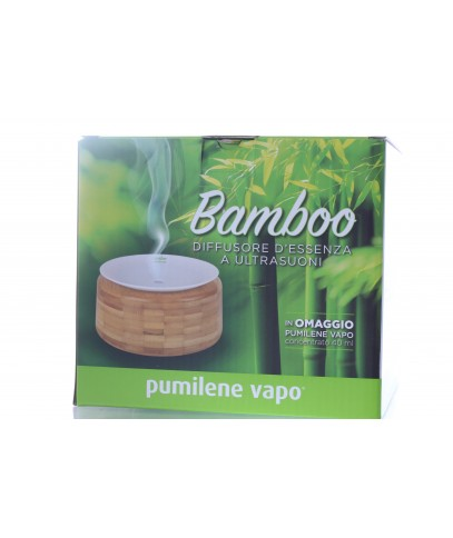 PUMILENE VAPO BAMBOO DIFFUSORE ULTRASUONI - Farmaciasconti.it