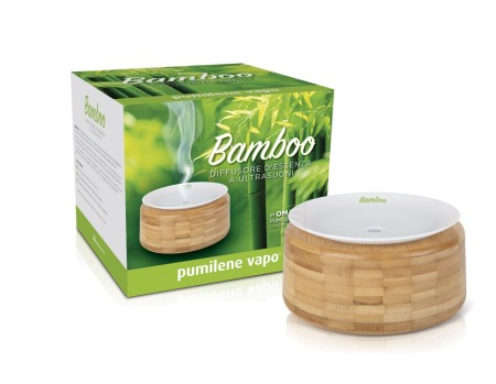 PUMILENE VAPO BAMBOO DIFFUSORE ULTRASUONI - Farmafirst.it